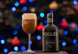 Liverpool Ice Bar: The Pogues Irish Coffee