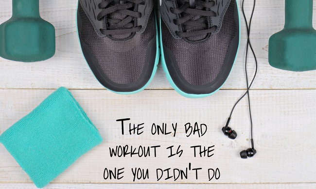 How to Stay Fit & Keep Motivated Over the Festive Period