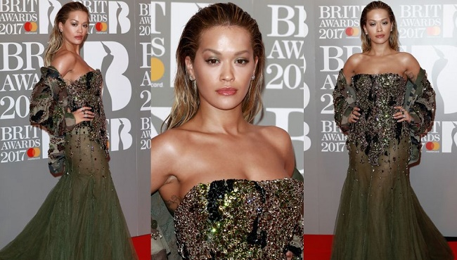 5 Of The Best Dressed Stars At This Years Brit Awards