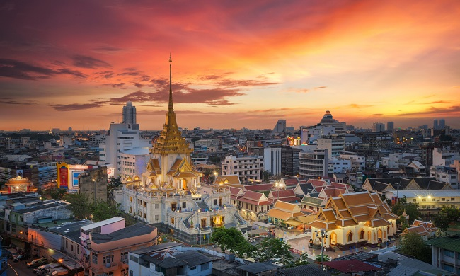 14 tips for backpackers in Bangkok
