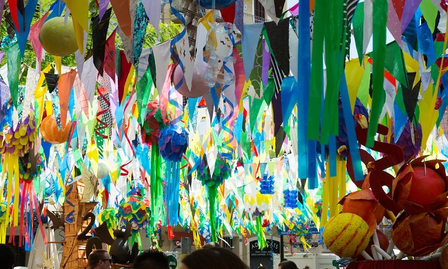 Crazy Spanish festivals to get drunk at this year