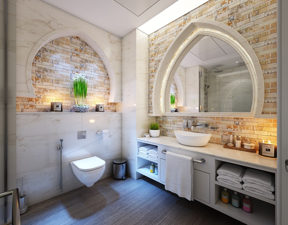 Cheap Bathroom Ideas You Can Totally Do Yourself The Daily Struggle